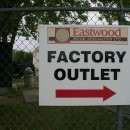 Factory Outlet Open to Public